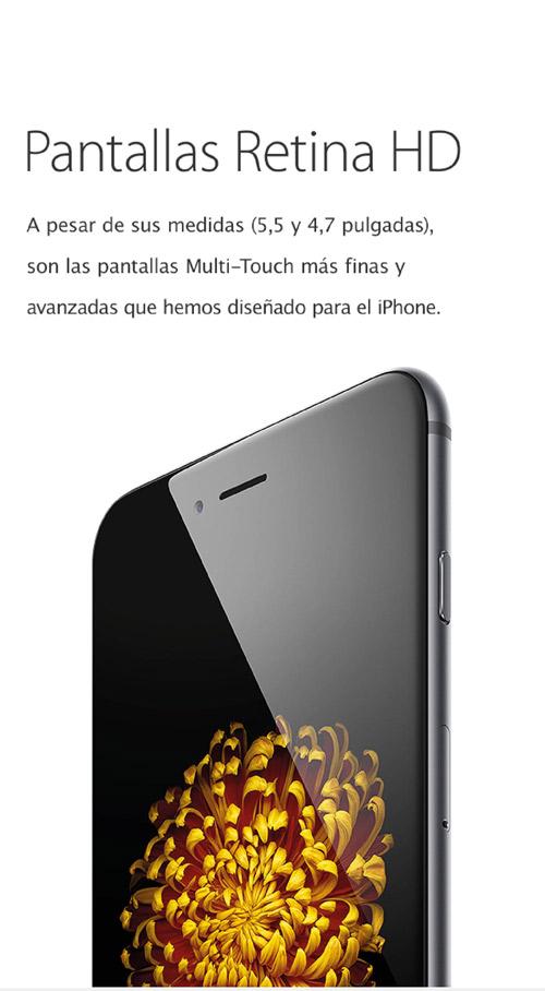 iphone 6 libre yoigo