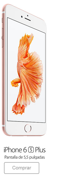 iPhone 6s Plus - 5,5 pulgadas