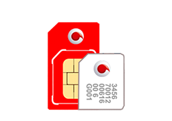 Vodafone Solo Sim