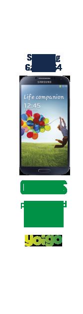 Samsung S4 gratis con Yoigo