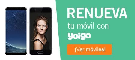 Banner Renove Yoigo