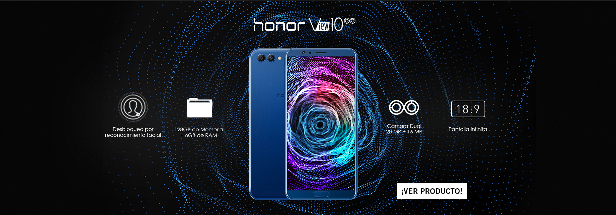 Honor view 10 - Phone House