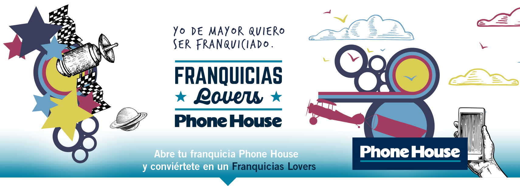 Franquicias - Phone House