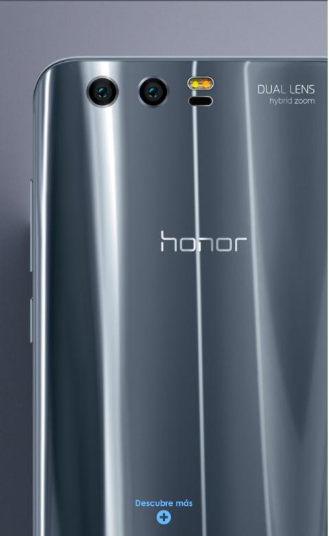 lanzamiento honor 9