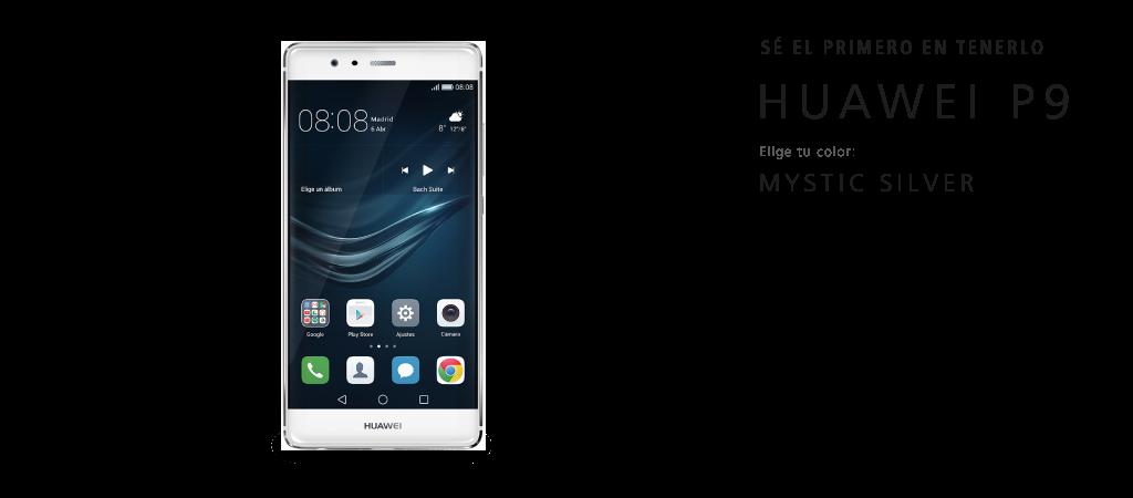 8f38ddf749744 NUEVO HUAWEI P9. Nuevo Huawei P9 Titanium Grey