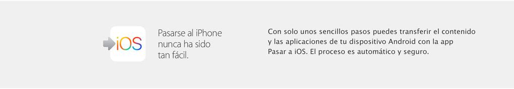 Pasate a iOS