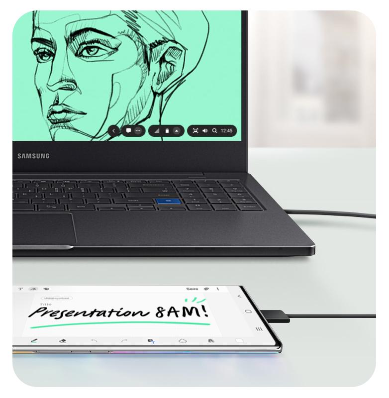 Con Samsung DeX puedes disfrutar de una experiencia de escritorio tanto en PC como en Mac
