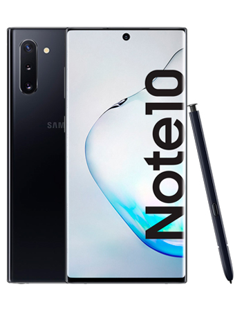 Samsung Galaxy Note10 Aura Black
