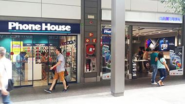 Tienda Phone House en Cornella de Llobregat (Barcelona) . Teléfono y ... c186f94f870