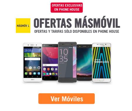 7a187781b83 MasMovil: Ofertas exclusivas de Diciembre de 2018 en Phone House
