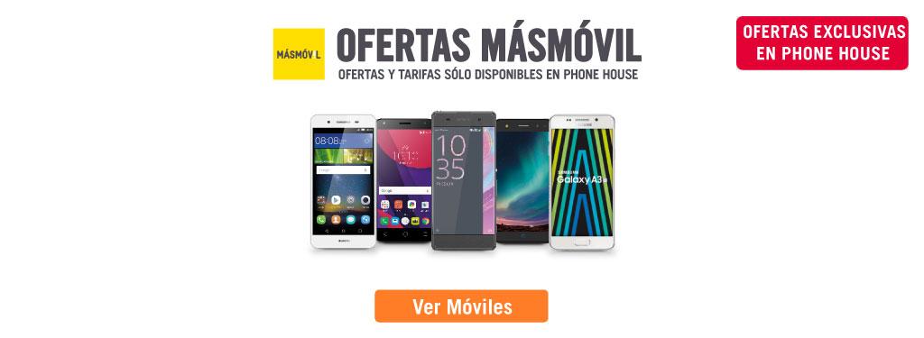 a68af46d195 MasMovil: Ofertas exclusivas de Septiembre de 2018 en Phone House