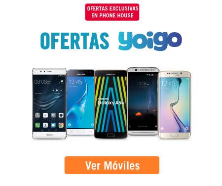 Yoigo: Ofertas exclusivas de Febrero de 2019 en Phone House